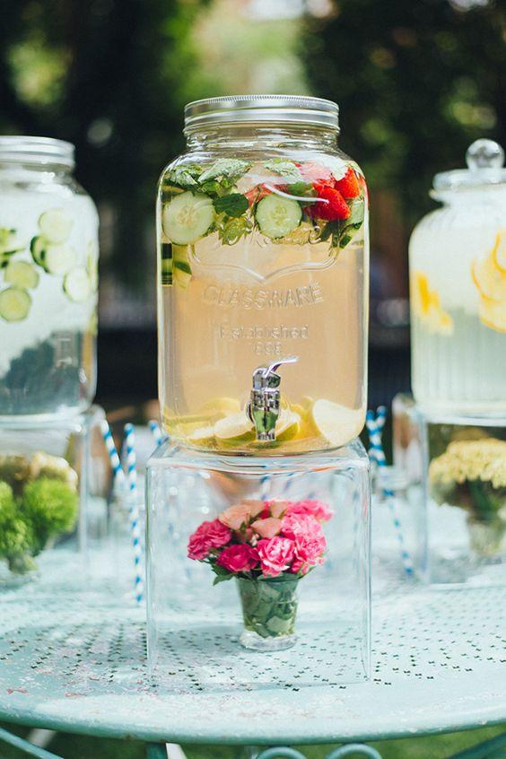 5 ideas geniales para la mesa de dulces de tu boda