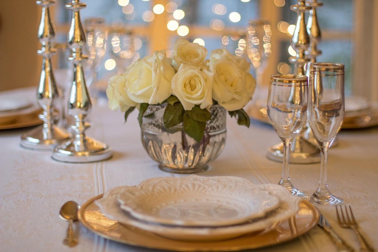 Cinco ideas geniales para los centros de mesa: Banquetes en Medellin.
