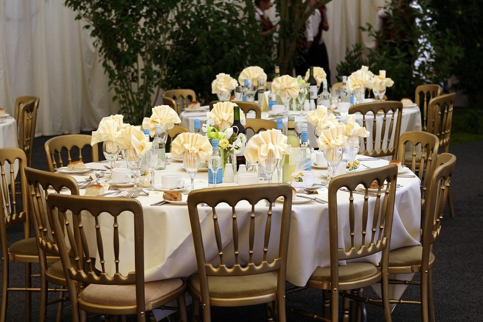 casa de banquetes para fiestas