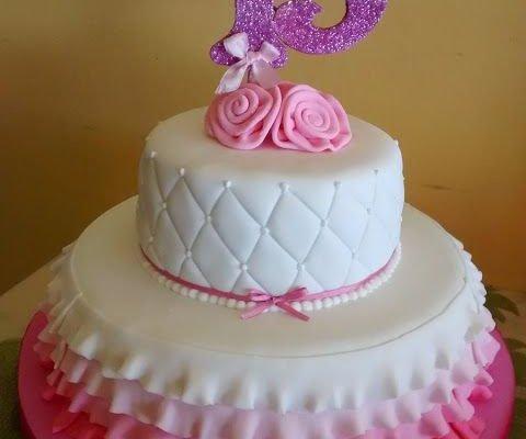 Los mejores ideas para decorar tu torta de quince años.