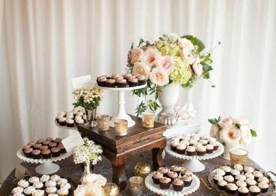 Lo último en decoración de pasteles para salones para eventos en Medellín